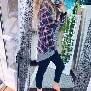 URBAN OUTFITTERS BDG Bohemian Flannel C197